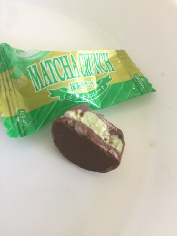 matcha crunch review