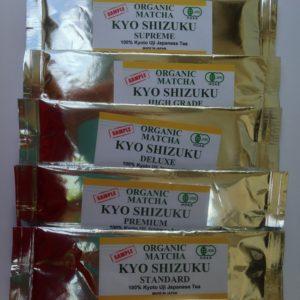 Kyoto Direct Kyo Shizuku Organic Matcha