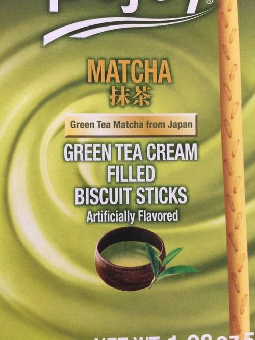 Snack: Matcha Peejoy Review