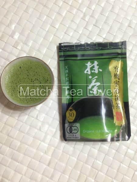 Organic Uji Matcha Tea From Kyoto, Japan