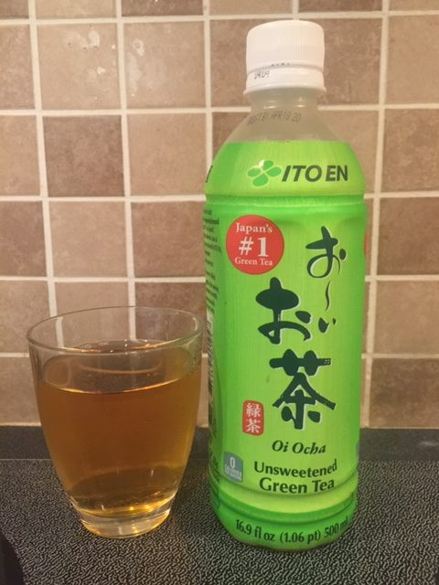 Oi Ocha Unsweetened Green Tea Review